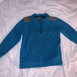 Boys Lands End Quarter Zip